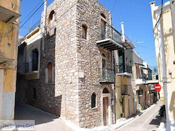 Traditioneel stenen huis in Pyrgi - Eiland Chios - Foto van https://www.grieksegids.nl/fotos/eilandchios/350pixels/eiland-chios-foto-127.jpg