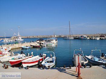 Vissersbootjes Megas Limnionas - Eiland Chios - Foto van De Griekse Gids