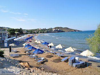 Karfas: een zeer leuk vakantieoord - Eiland Chios - Foto van De Griekse Gids