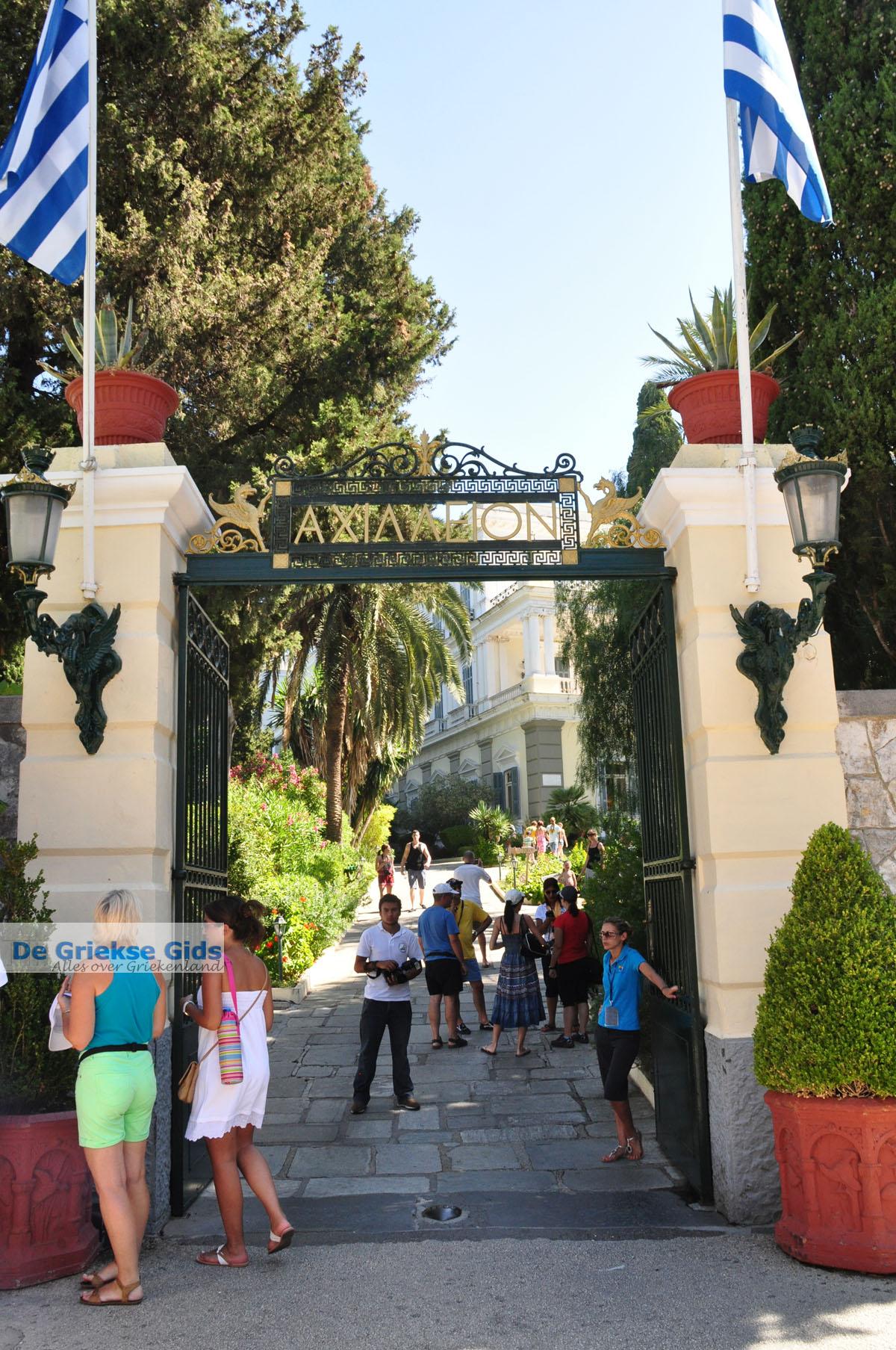 foto Achillion | Gastouri Corfu | De Griekse Gids - foto 1