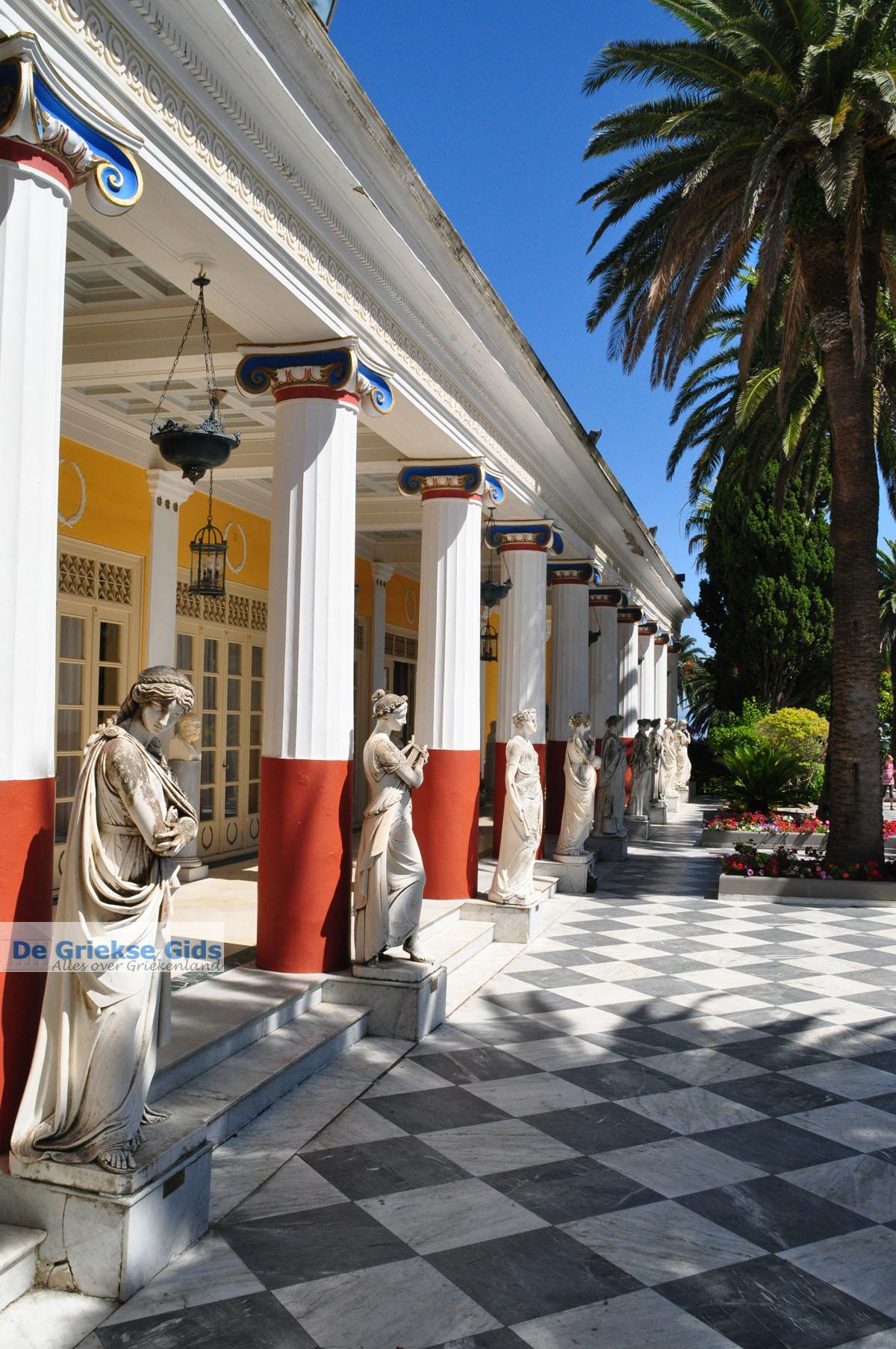 foto Achillion | Gastouri Corfu | De Griekse Gids - foto 15