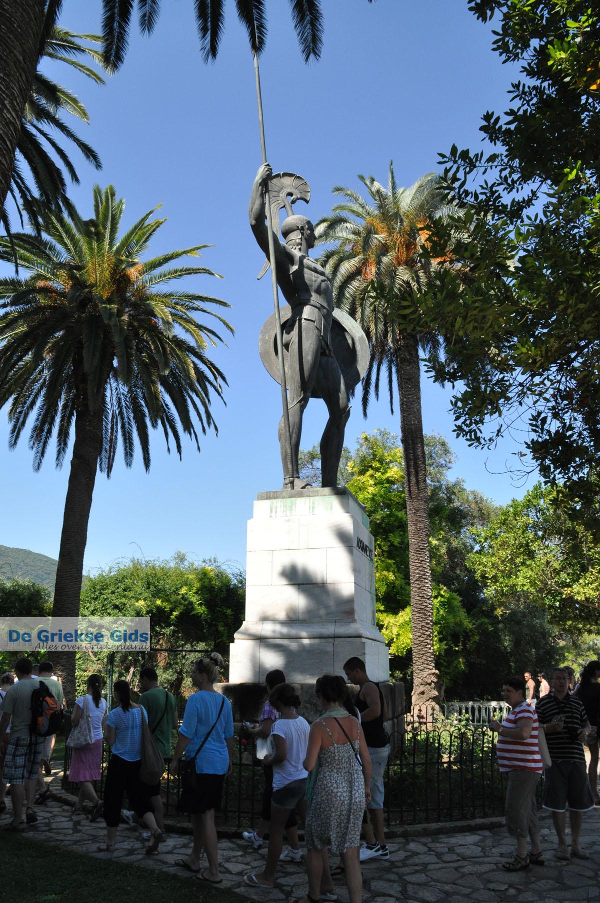 foto Achillion   Gastouri Corfu   De Griekse Gids - foto 30
