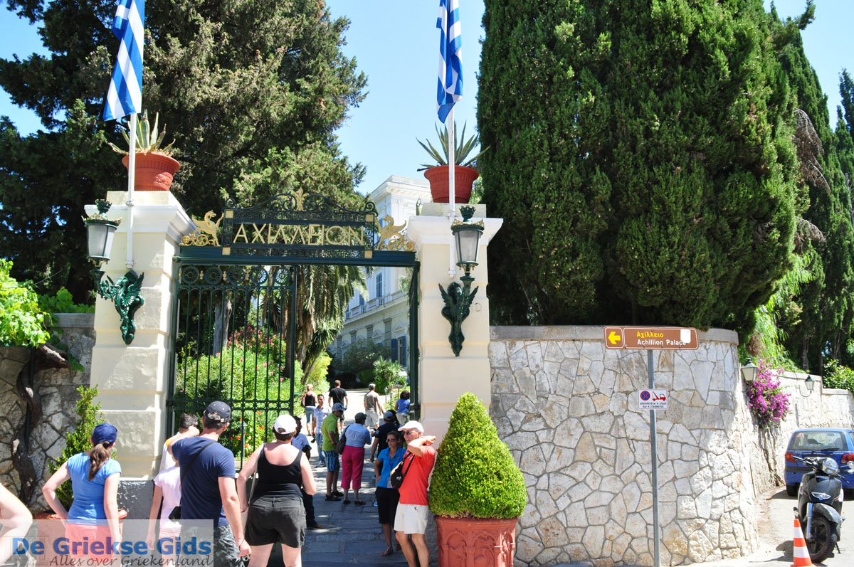 foto Achillion | Gastouri Corfu | Griekenland 68