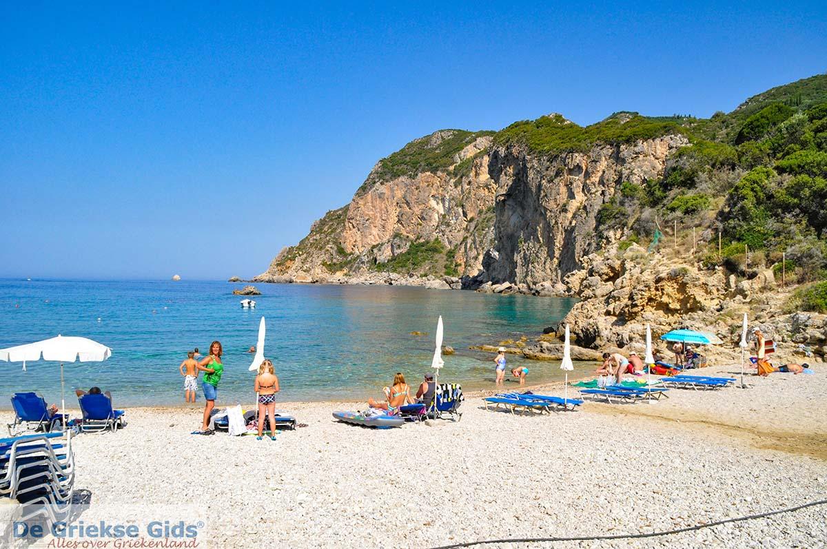 foto Paleokastritsa (Palaiokastritsa) | Corfu | Griekenland 5