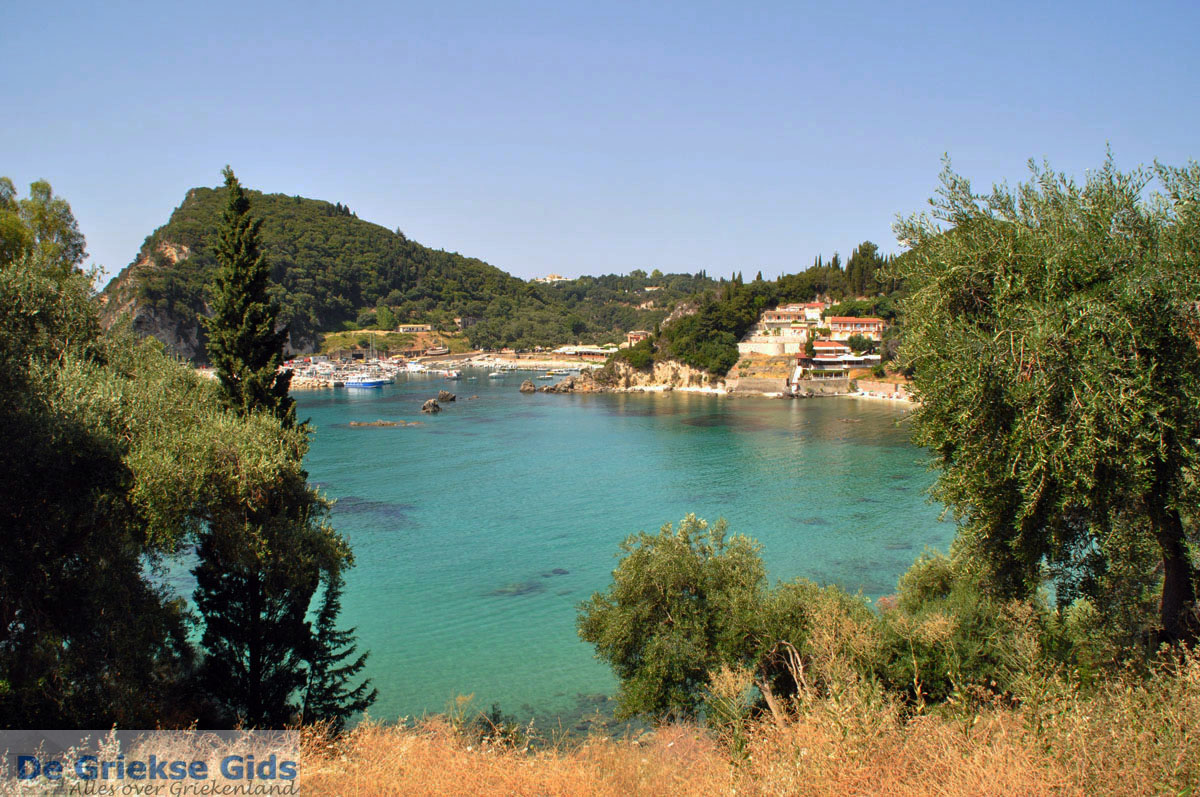 Photos of Paleokastritsa Corfu   Pictures Paleokastritsa Greece