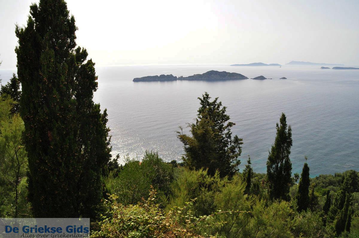 foto Afionas (bij kaap Arilas)   Corfu   Griekenland 12