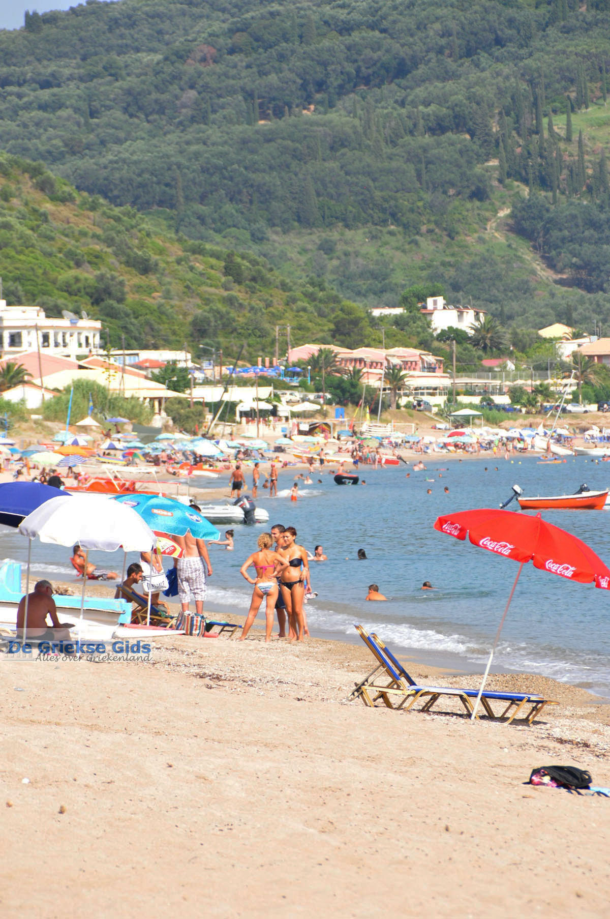 foto Agios Georgios Pagon | Corfu | De Griekse Gids - foto 2