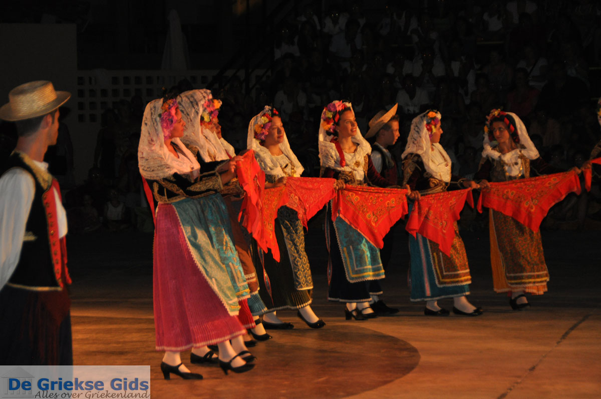 Super Dans en muziek - Traditionele foto's - Griekse tradities - De &YG53