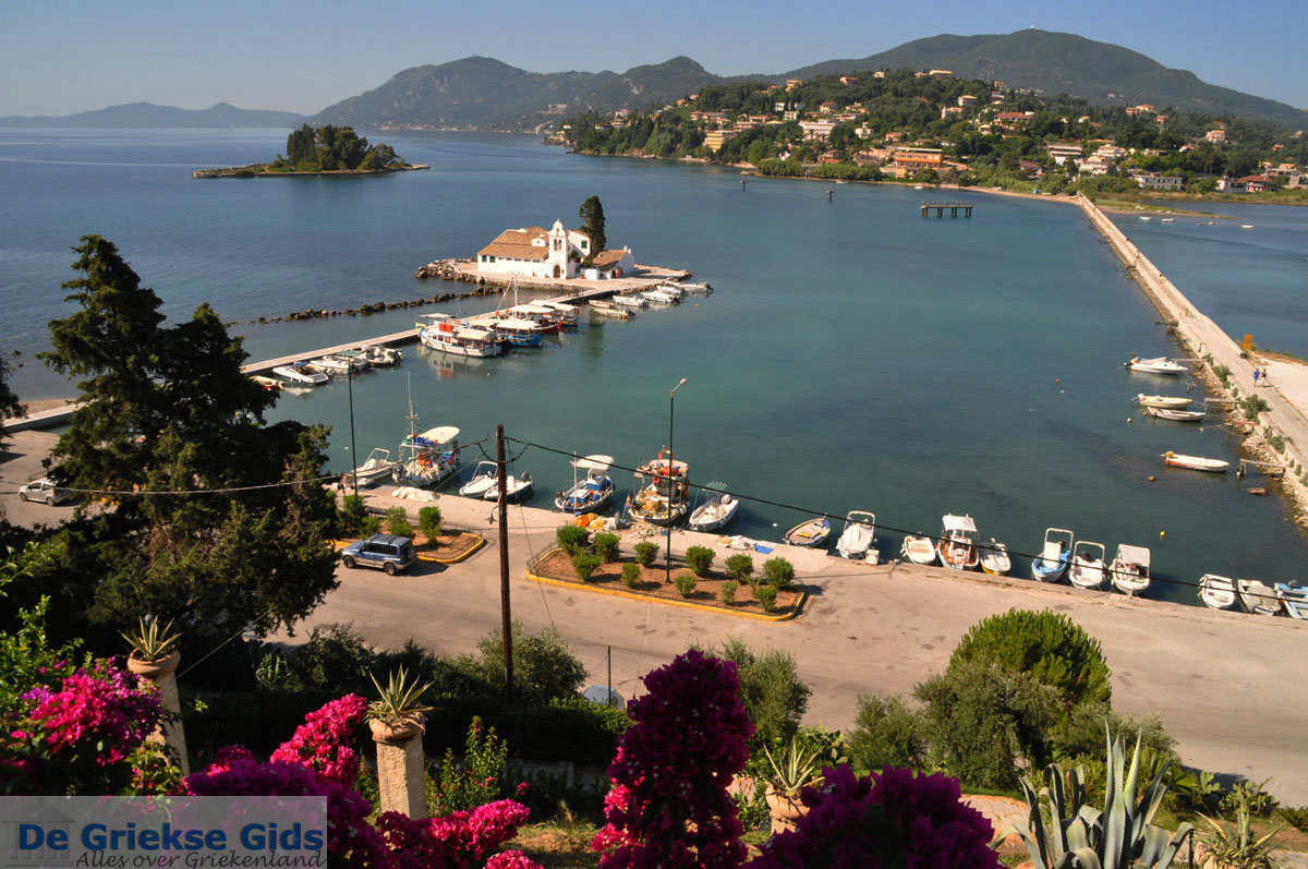 foto Kanoni | Corfu | De Griekse Gids foto 15