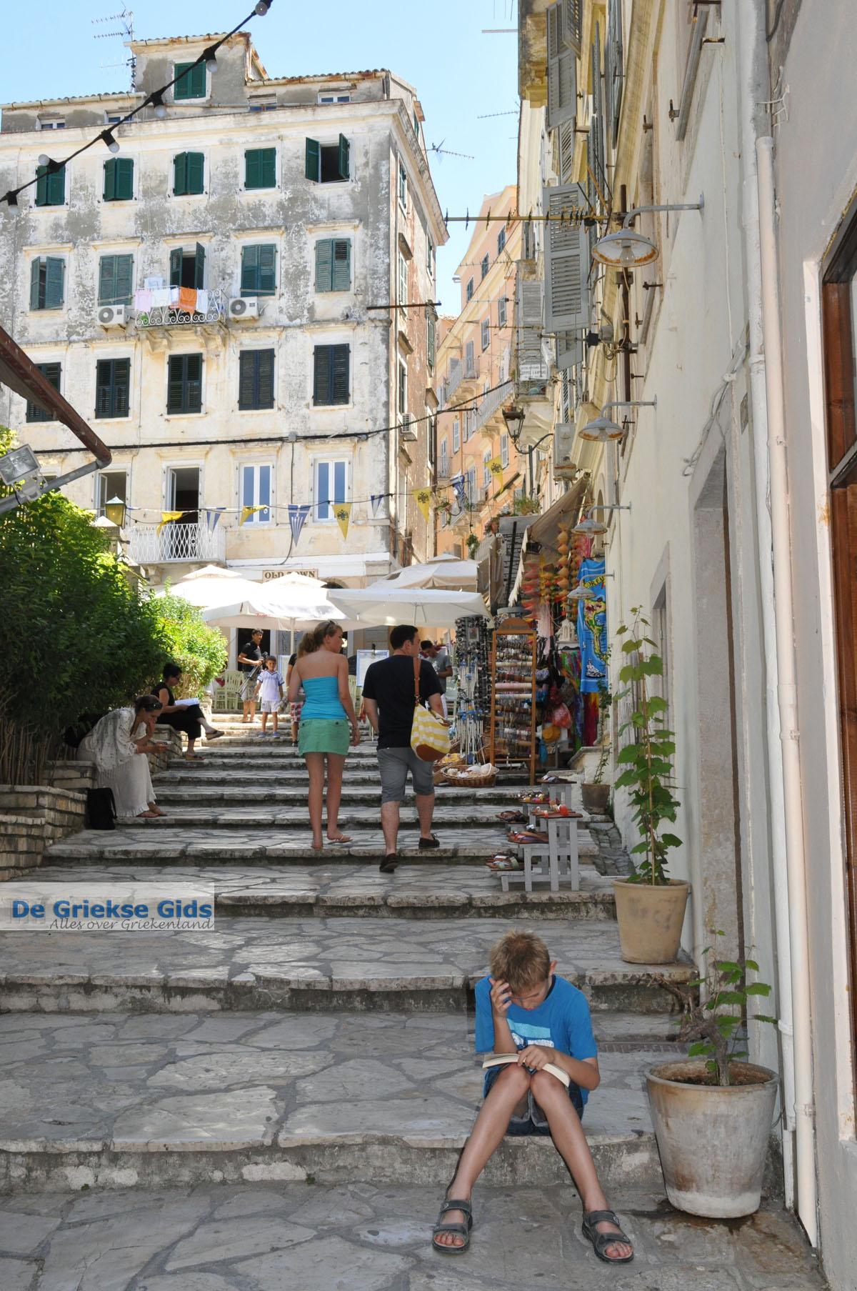 foto Corfu stad | Corfu | Griekenland 47