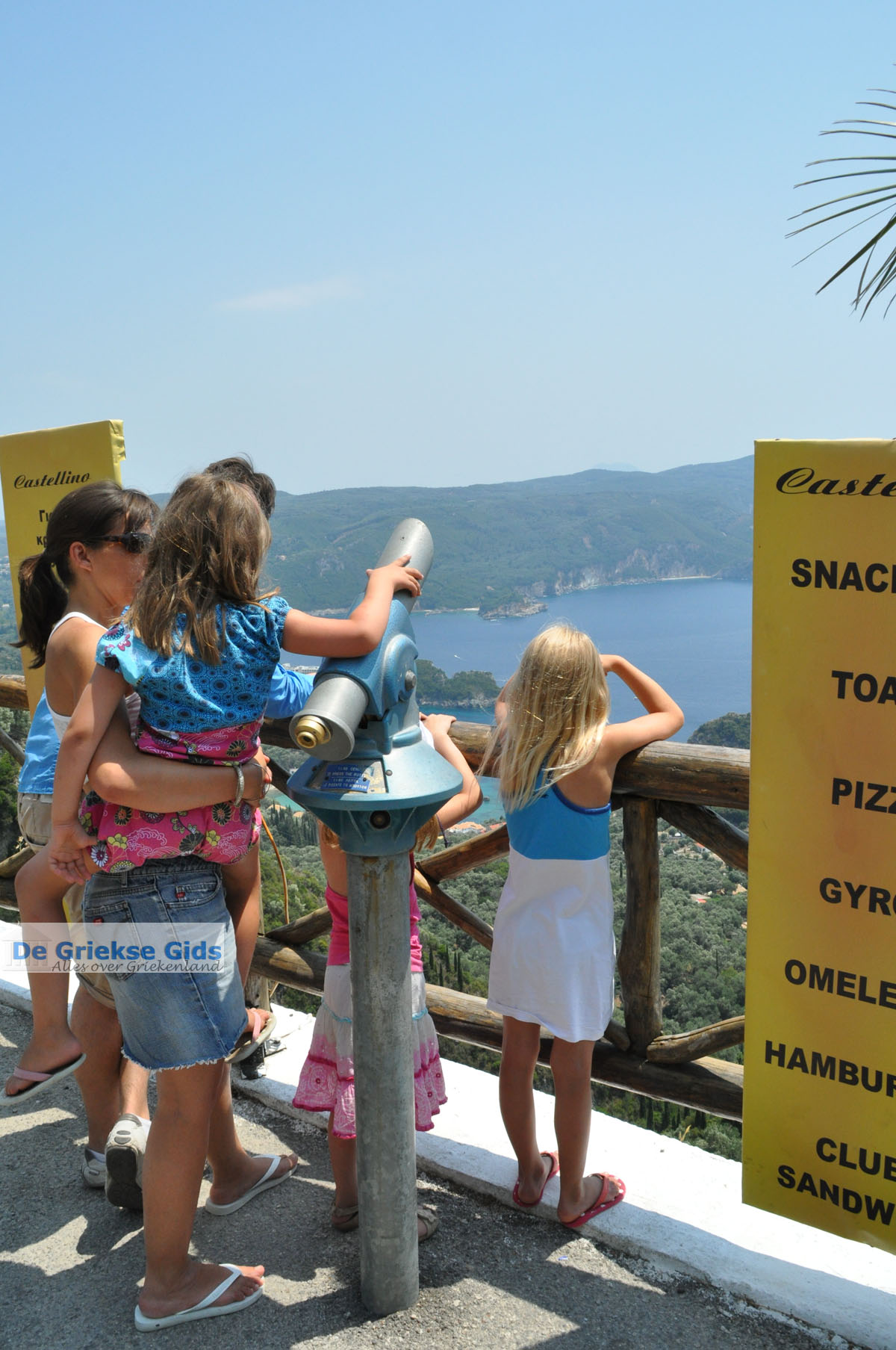 foto Paleokastritsa (Palaiokastritsa) | Corfu | Griekenland 69