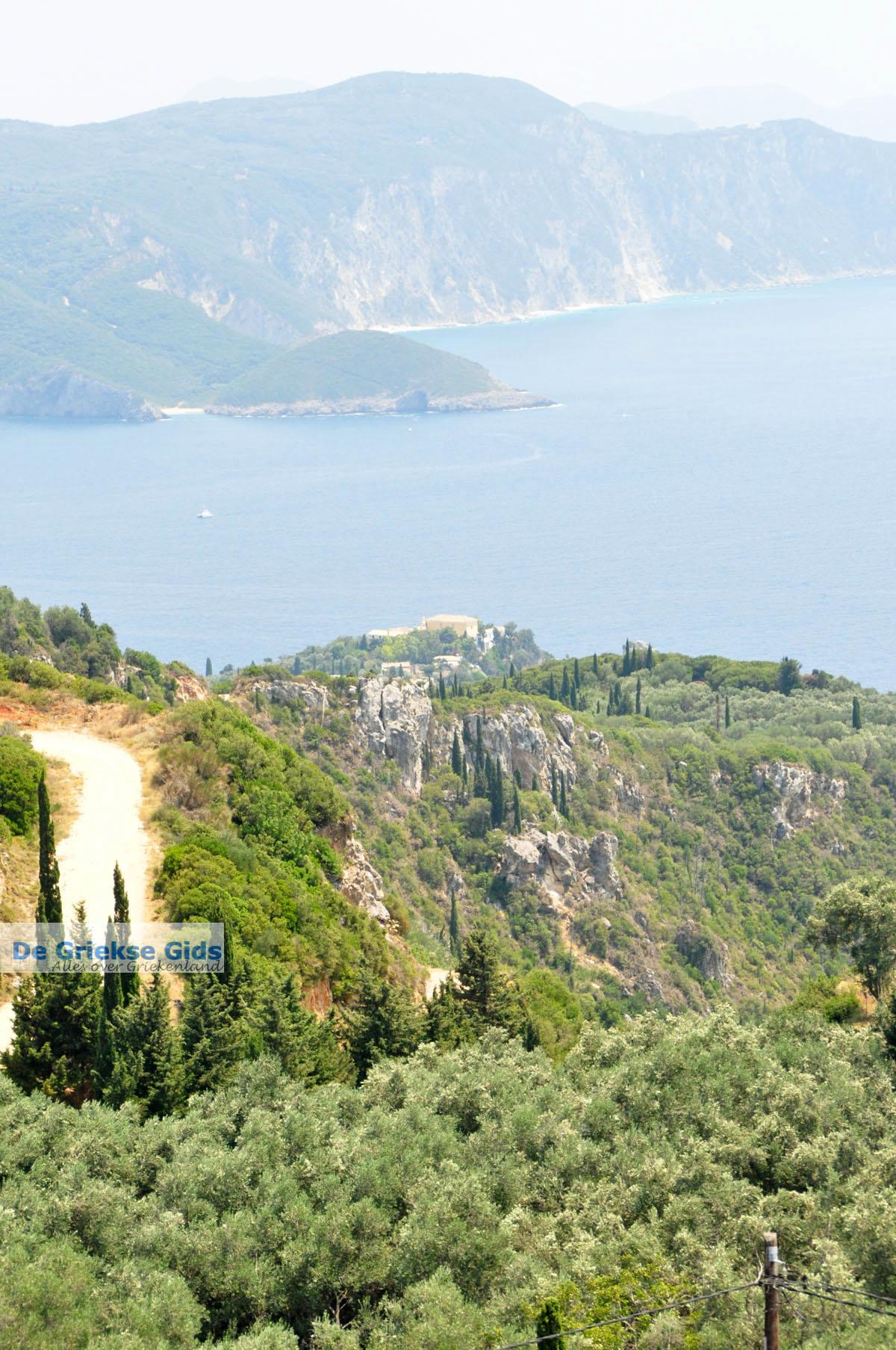 foto Angelokastro (Aggelokastro)   Corfu   De Griekse Gids - foto7