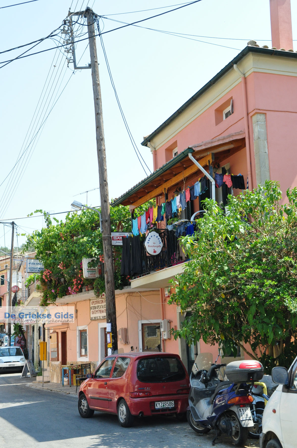 foto Sinarades   Corfu   De Griekse Gids - foto 5