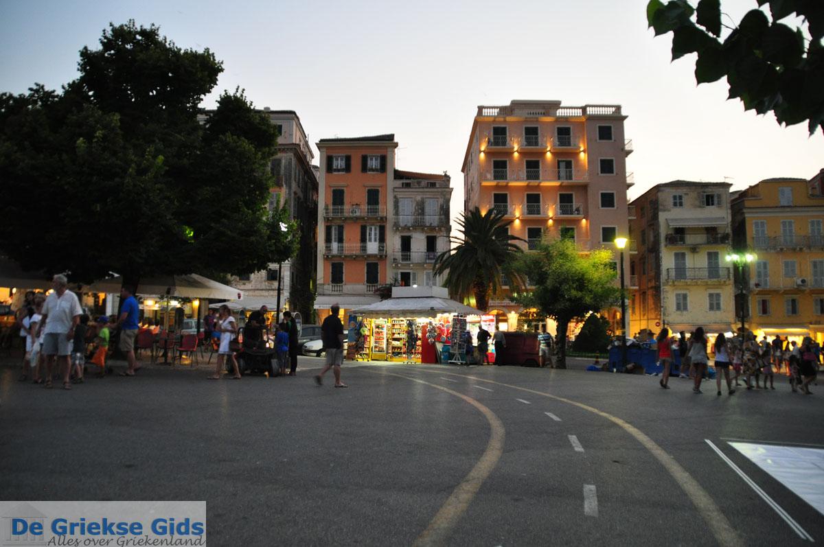 foto Corfu stad   Corfu   Griekenland 168