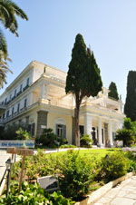 Achillion | Gastouri Corfu | De Griekse Gids - foto 5 - Foto van De Griekse Gids