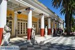 Het paleis van Sisi op Corfu