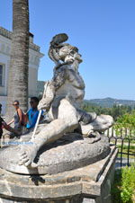 Achillion | Gastouri Corfu | Griekenland 25 - Foto van De Griekse Gids