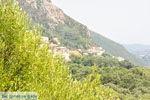 JustGreece.com Het dorpje Lakones bij Paleokastritsa Corfu | De Griekse Gids - foto 1 - Foto van De Griekse Gids