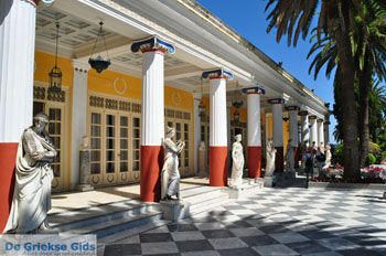 Achillion | Gastouri Corfu | De Griekse Gids - foto 16 - Foto van De Griekse Gids