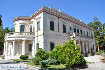 Mon Repos Paleis   Corfu   Griekenland 10 - Foto van De Griekse Gids
