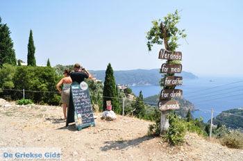 Het dorpje Lakones bij Paleokastritsa Corfu | De Griekse Gids - foto 10 - Foto van De Griekse Gids