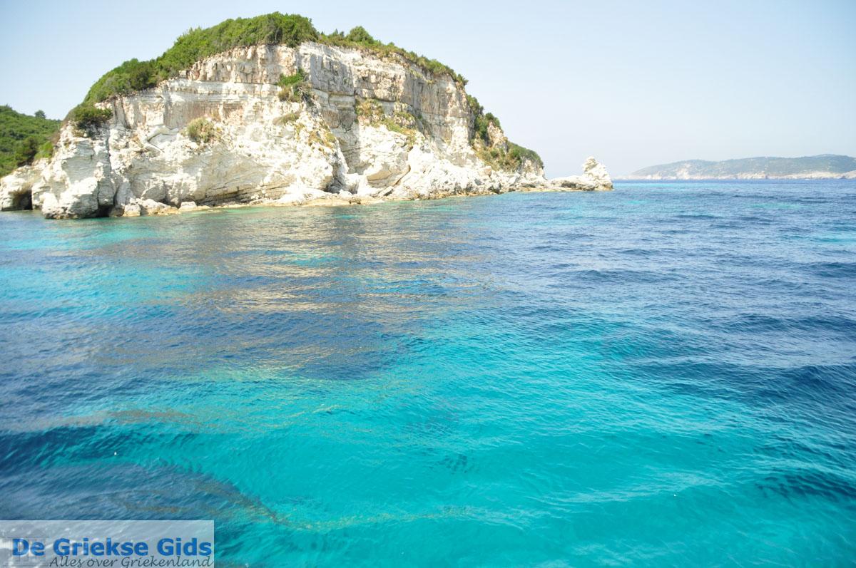 foto Eiland Antipaxos - Antipaxi bij Corfu - De Griekse Gids foto 017