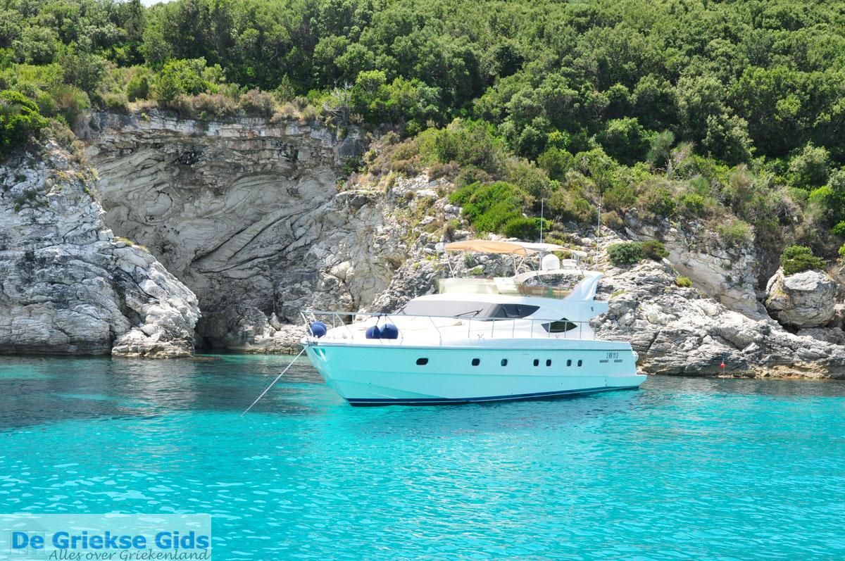 foto Eiland Antipaxos - Antipaxi bij Corfu - De Griekse Gids foto 034