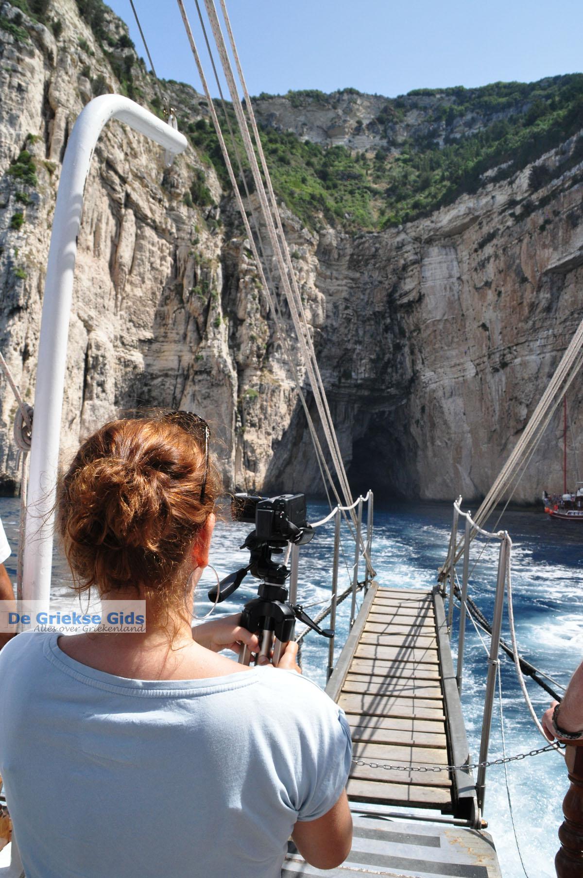 foto Eiland Paxos (Paxi) bij Corfu | De Griekse Gids | Foto 027