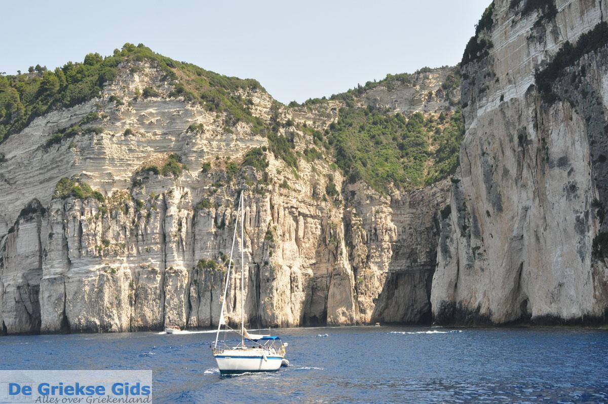 foto Eiland Paxos (Paxi) bij Corfu   De Griekse Gids   Foto 032