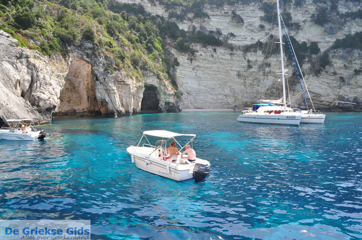 foto Eiland Paxos (Paxi) bij Corfu   De Griekse Gids   Foto 044