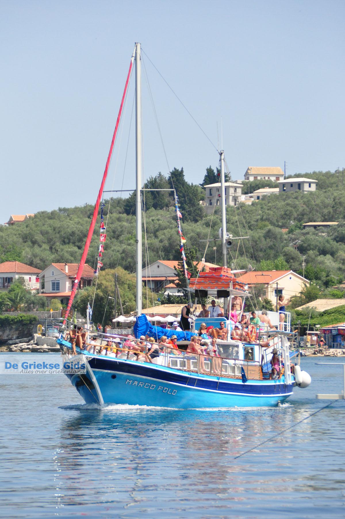 foto Gaios | Eiland Paxos (Paxi) bij Corfu | De Griekse Gids | Foto 115