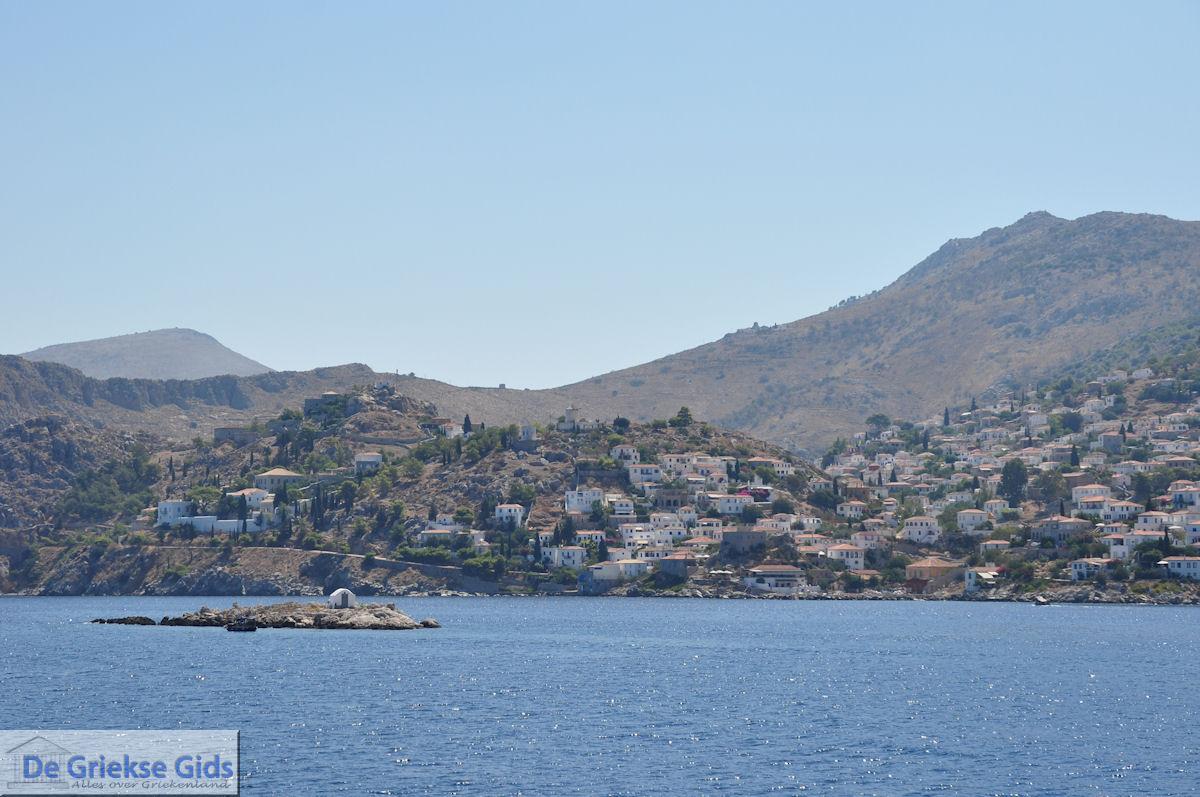 foto Eiland Hydra Griekenland - De Griekse Gids Foto 3