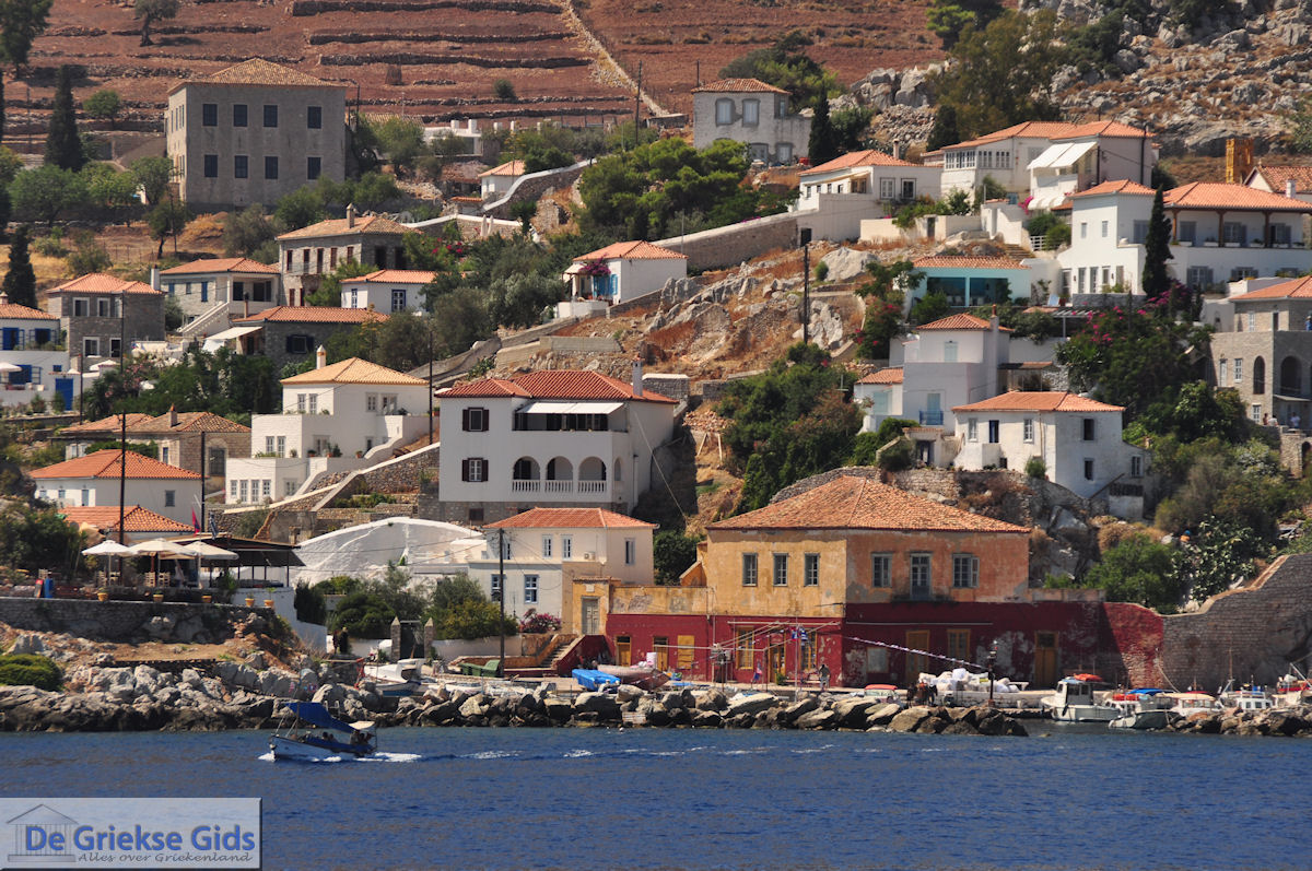 foto Eiland Hydra Griekenland - De Griekse Gids Foto 5
