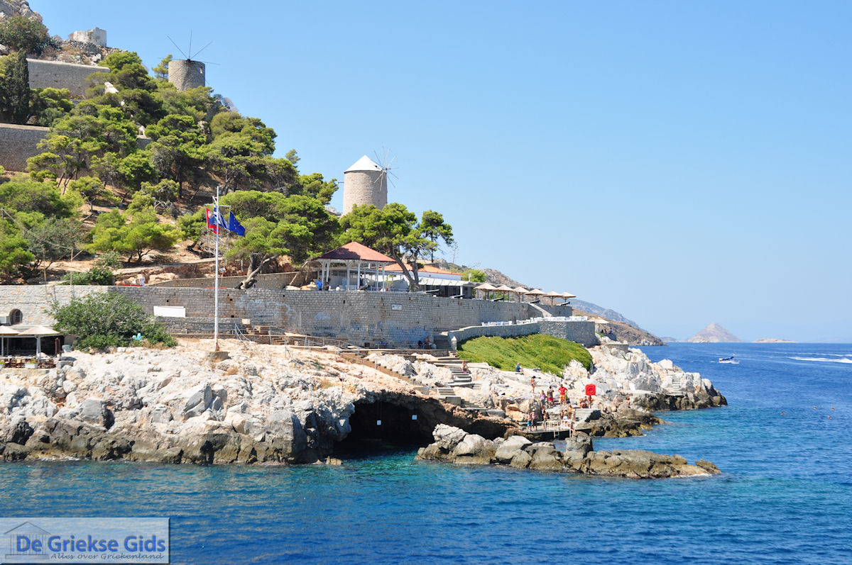 foto Eiland Hydra Griekenland - De Griekse Gids Foto 9