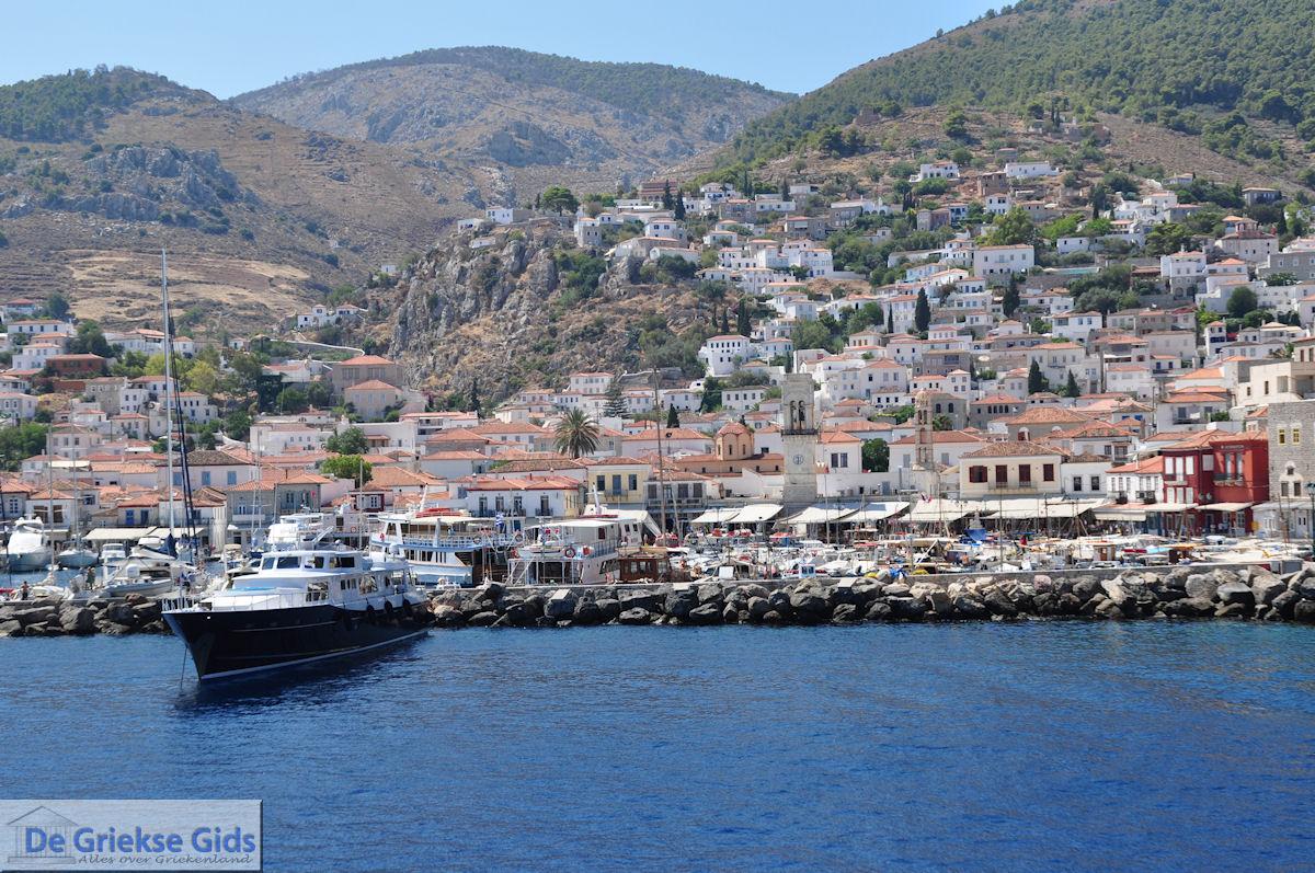 foto Eiland Hydra Griekenland - De Griekse Gids Foto 11