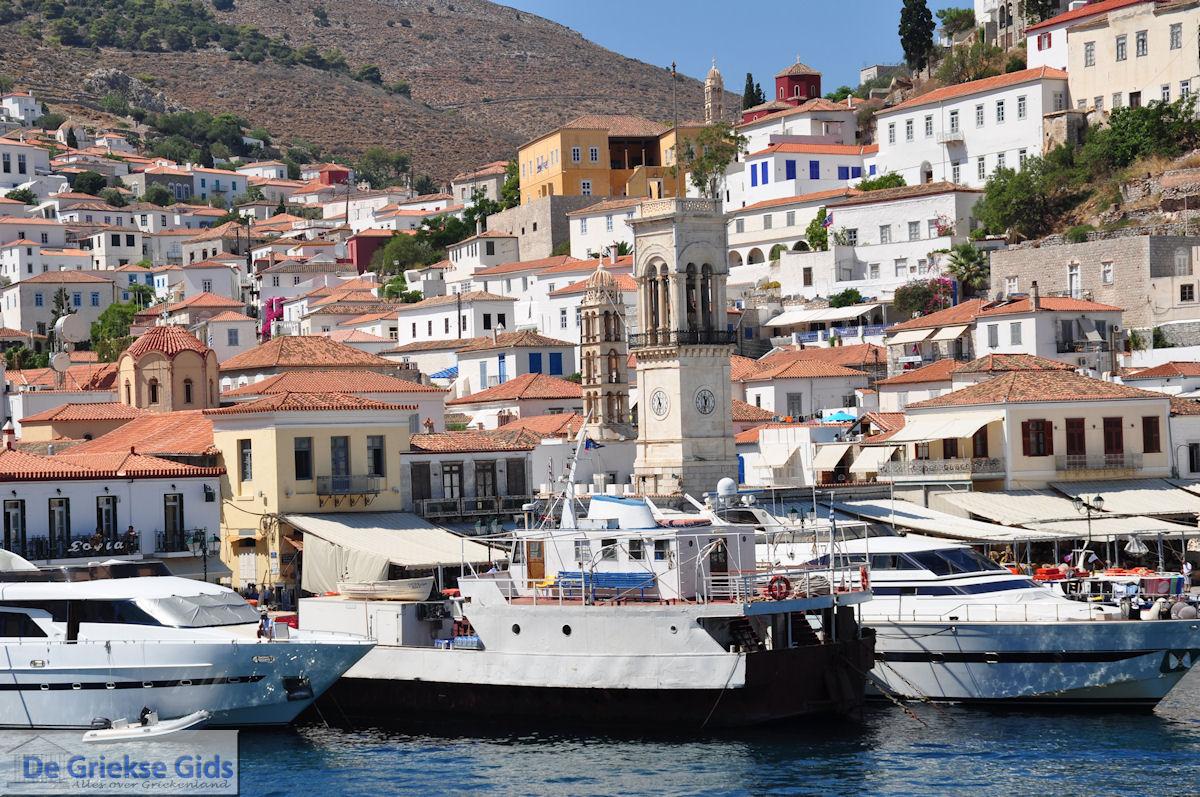 Hydra Saronic Gulf Islands Greek Islands Greece