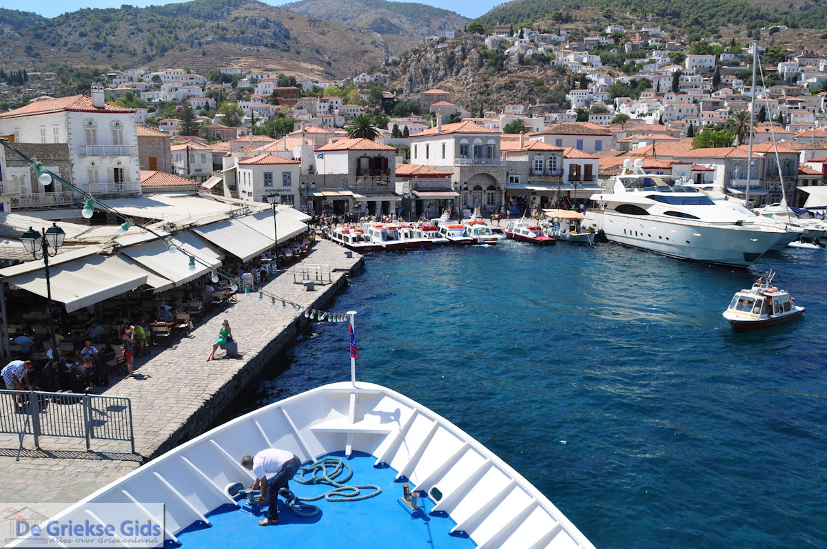 foto Eiland Hydra Griekenland - De Griekse Gids Foto 18