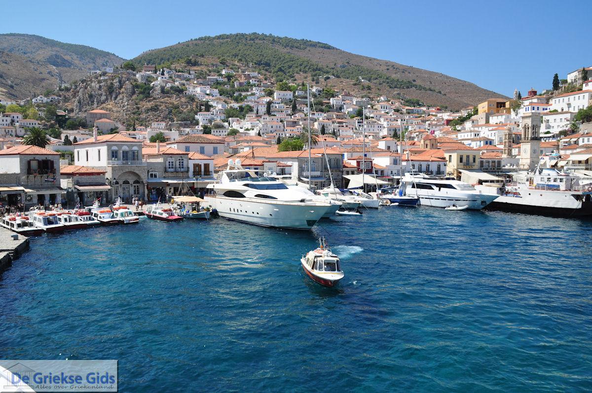 foto Eiland Hydra Griekenland - De Griekse Gids Foto 19