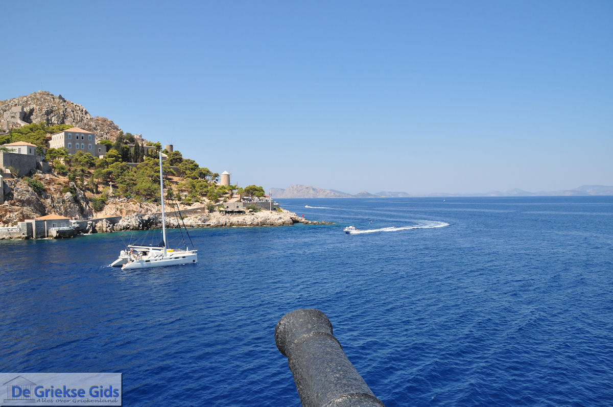 foto Eiland Hydra Griekenland - De Griekse Gids Foto 26