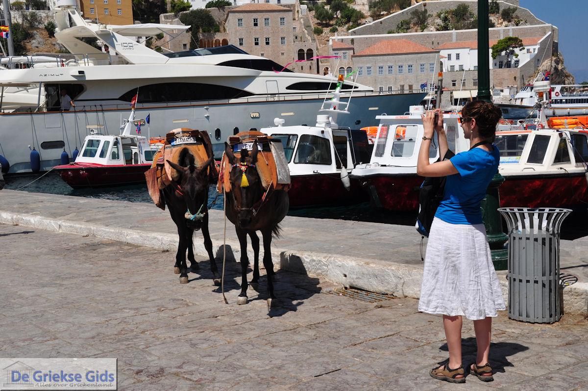 foto Eiland Hydra Griekenland - De Griekse Gids Foto 31