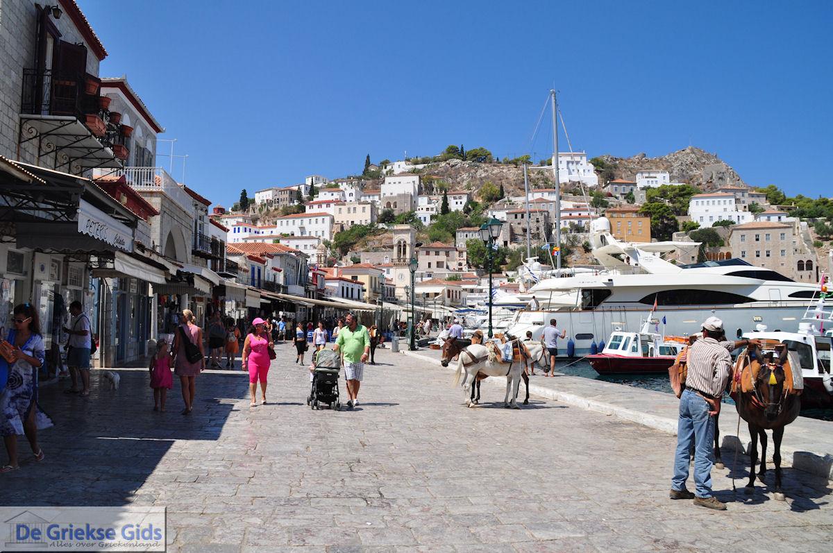foto Eiland Hydra Griekenland - De Griekse Gids Foto 33