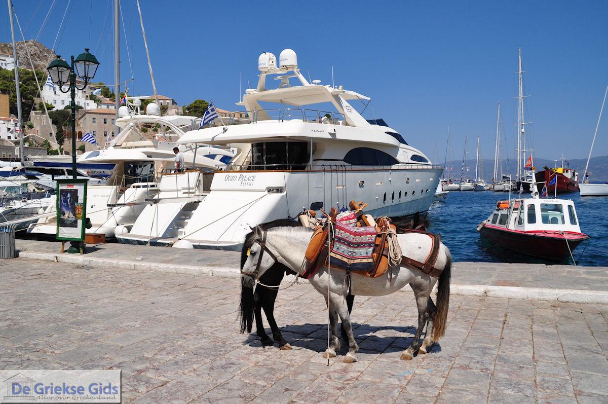 foto Eiland Hydra Griekenland - De Griekse Gids Foto 35