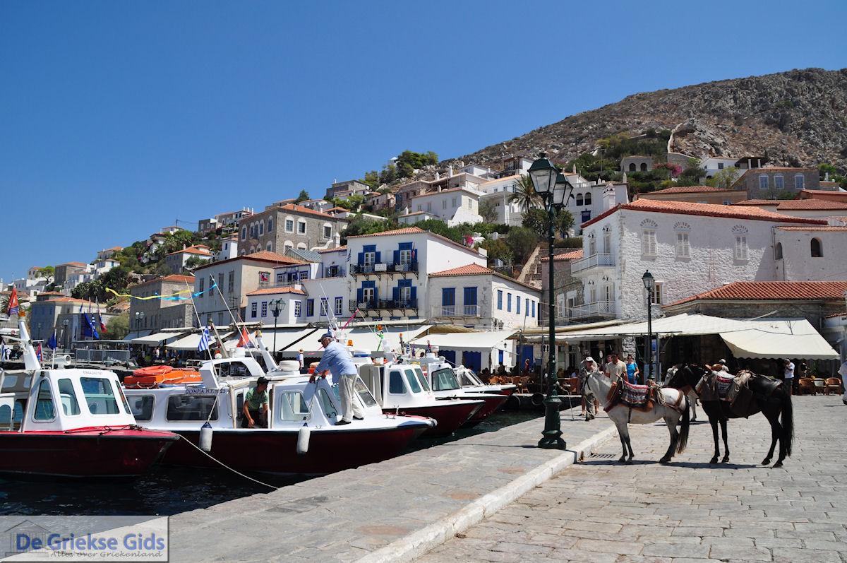foto Eiland Hydra Griekenland - De Griekse Gids Foto 36