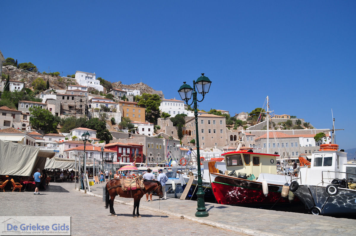 foto Eiland Hydra Griekenland - De Griekse Gids Foto 37