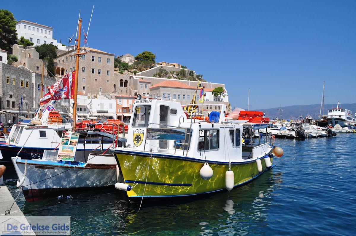 foto Eiland Hydra Griekenland - De Griekse Gids Foto 38