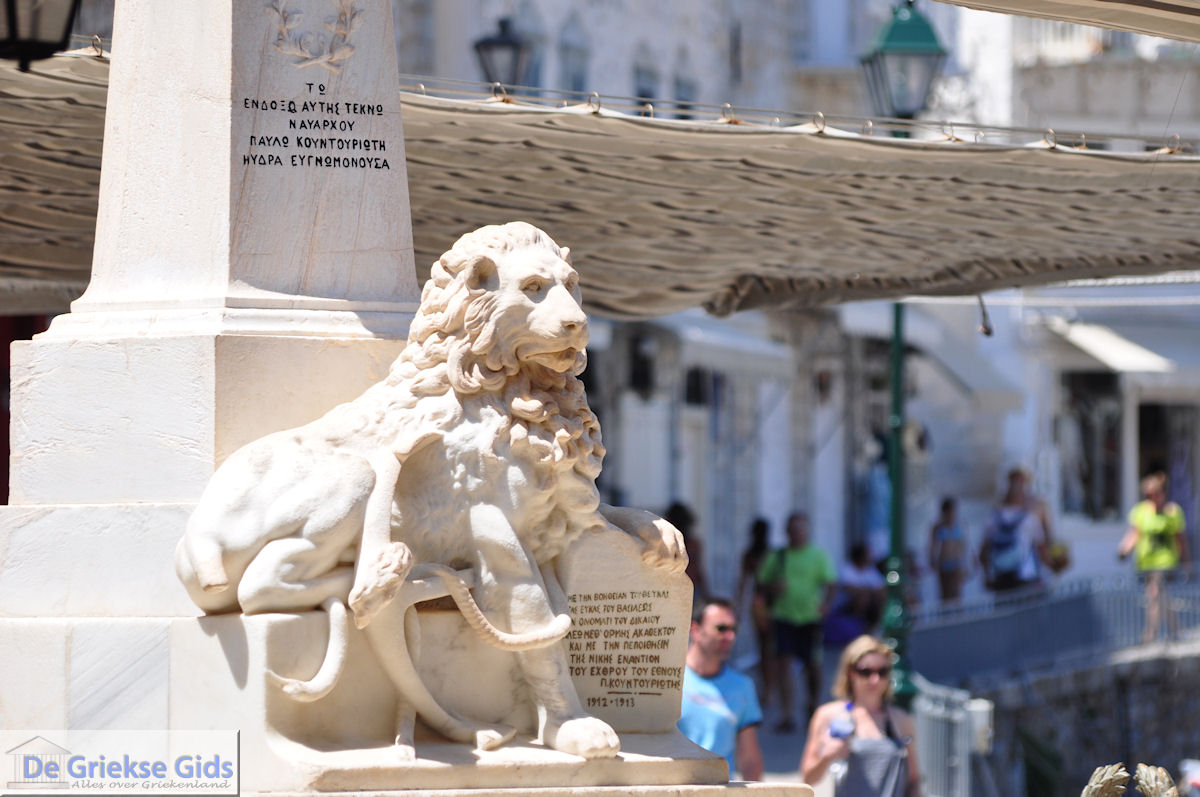 foto Eiland Hydra Griekenland - De Griekse Gids Foto 81