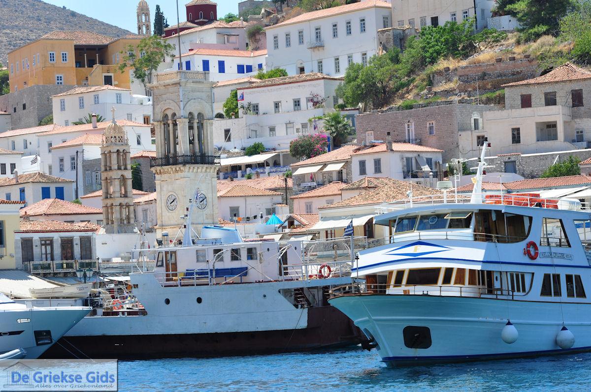 foto Eiland Hydra Griekenland - De Griekse Gids Foto 88