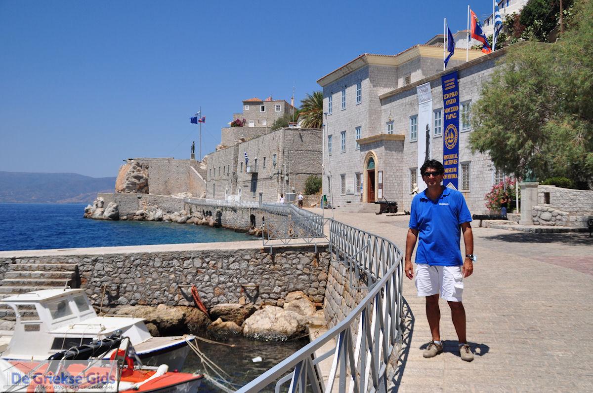 foto Eiland Hydra Griekenland - De Griekse Gids Foto 90