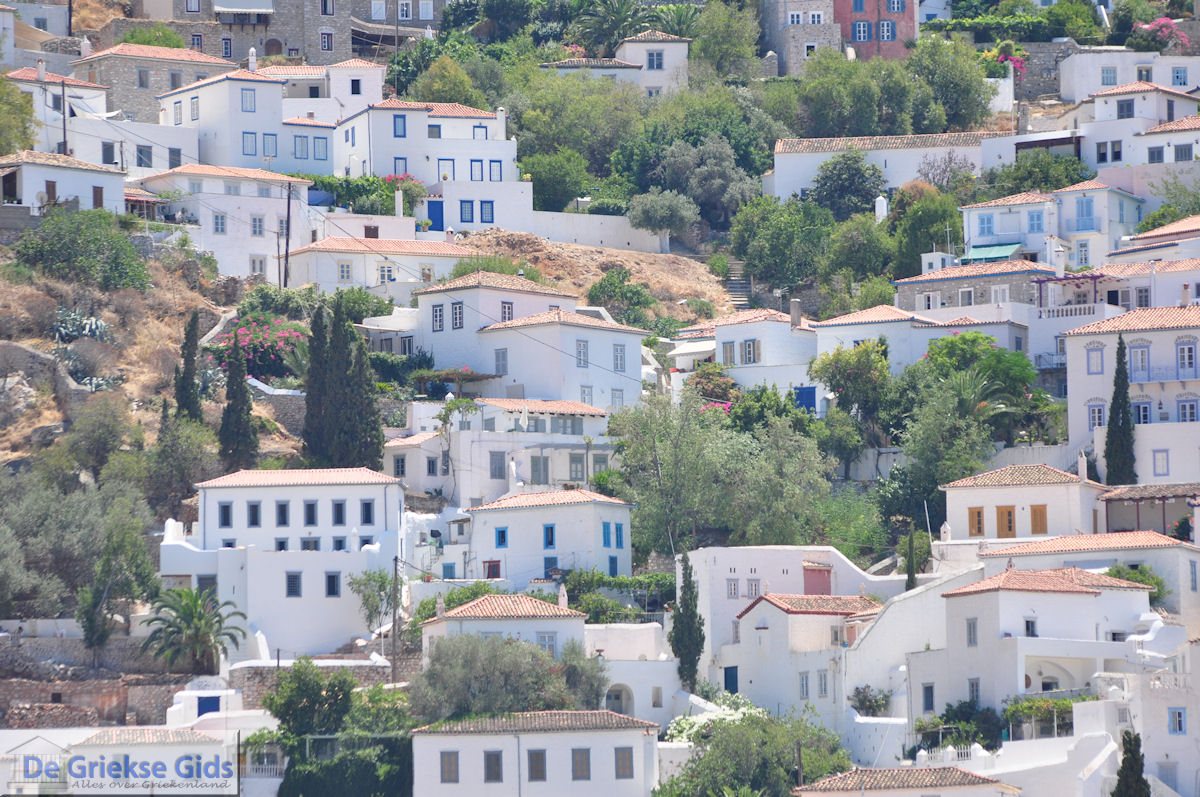 foto Eiland Hydra Griekenland - De Griekse Gids Foto 93