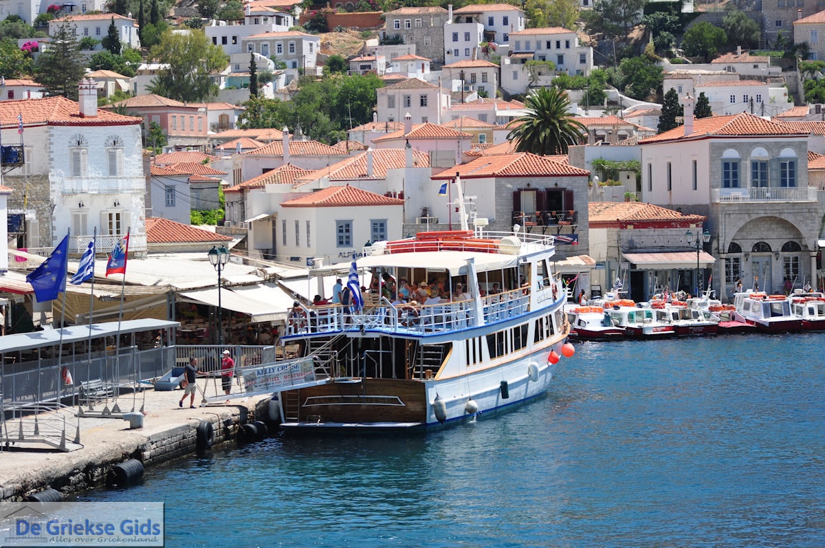 foto Eiland Hydra Griekenland - De Griekse Gids Foto 96